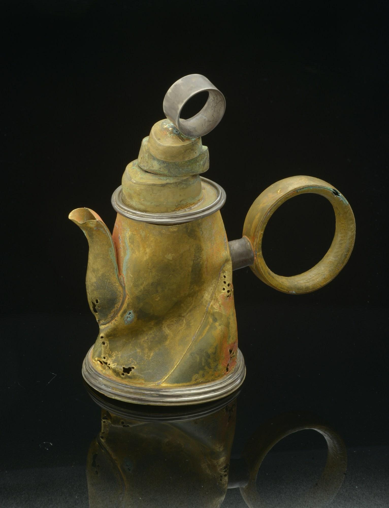 Life's Struggles Teapot