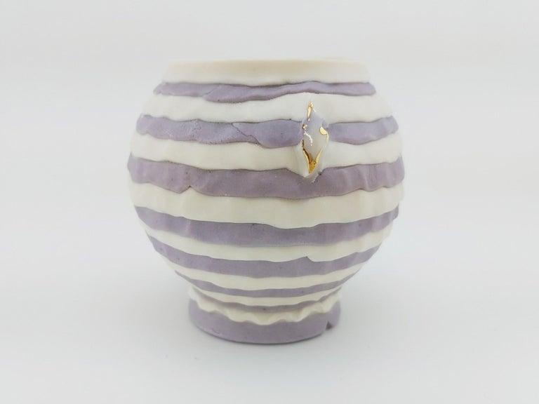 Sugar Coated Cup II - Sculpture by Yoonjee Kwak