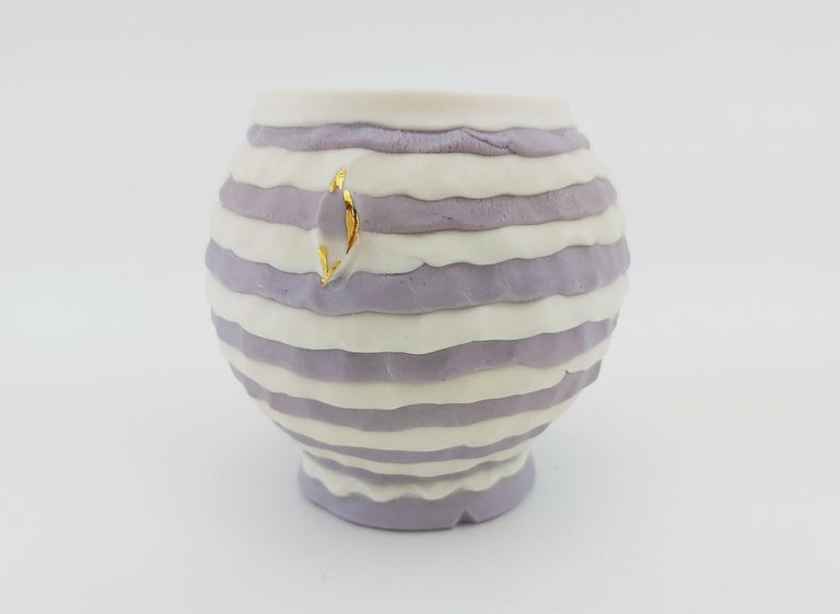Sugar Coated Cup II - Contemporary Sculpture by Yoonjee Kwak