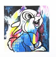 Thumper (Pop Art, Street Art, Disney)