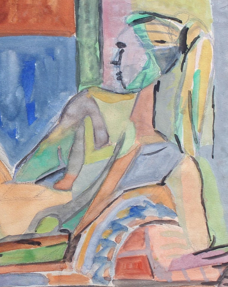 Reclining Nude Model For Sale 4
