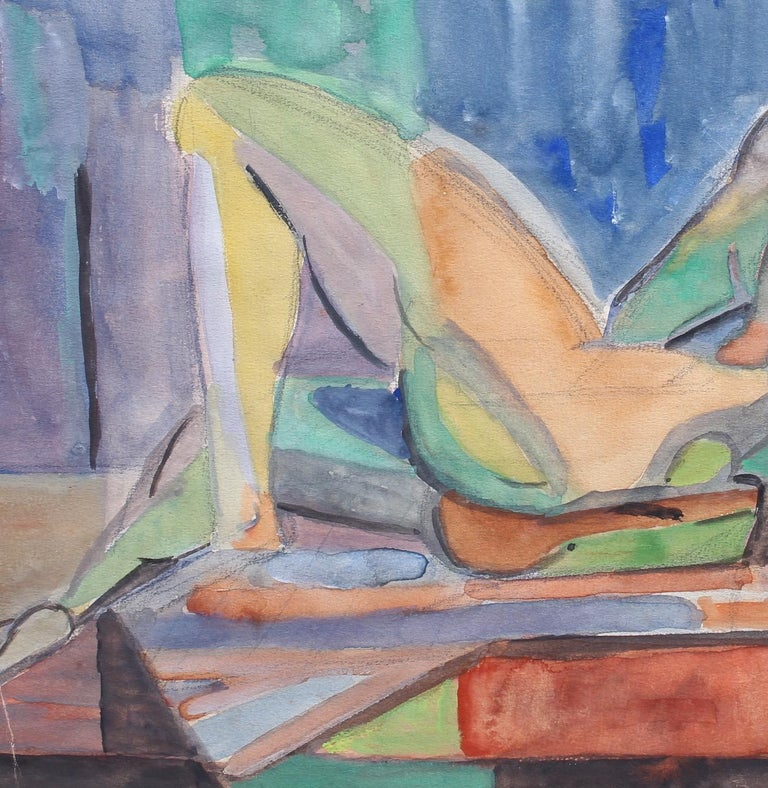 Reclining Nude Model For Sale 2