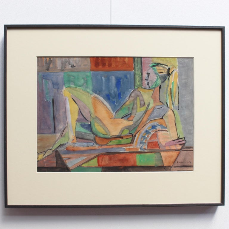 Reclining Nude Model For Sale 1