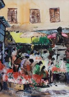 Flower Market Antibes (Le Marché aux Fleurs à Antibes)