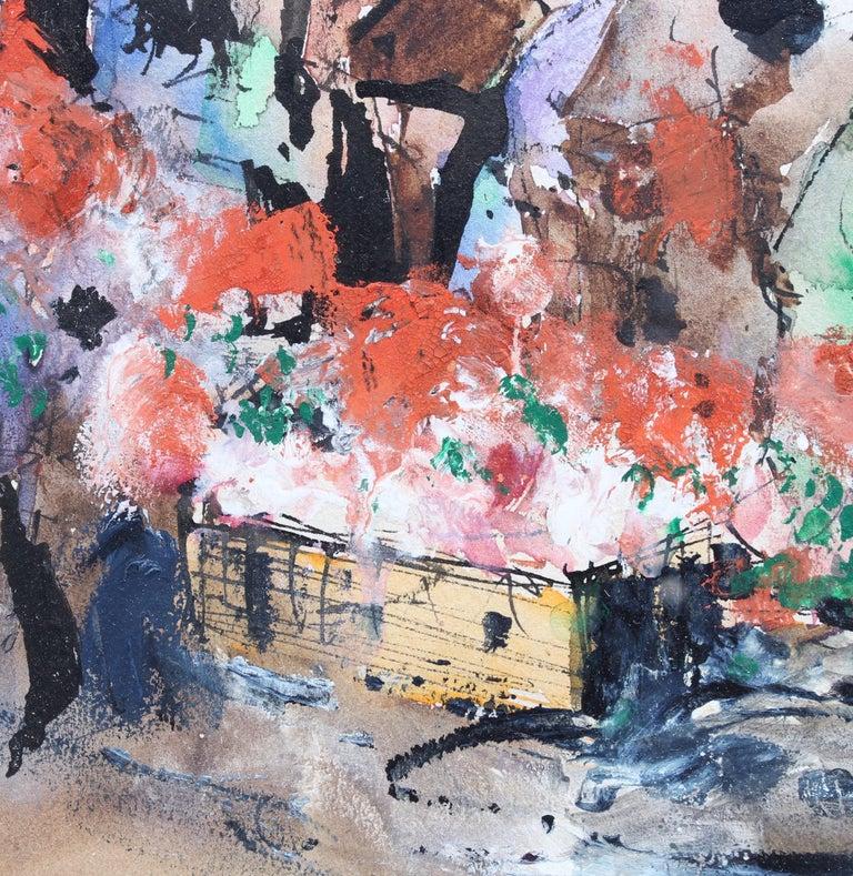 Flower Market Antibes (Le Marché aux Fleurs à Antibes) For Sale 7