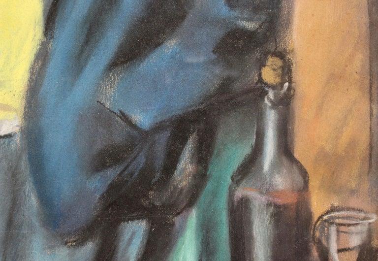 Men Drinking Wine in French Algeria For Sale 4