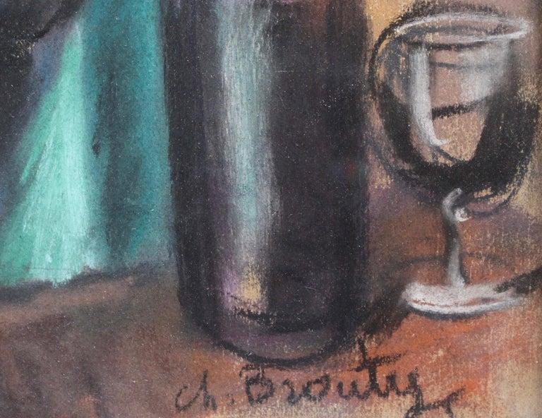 Men Drinking Wine in French Algeria For Sale 8