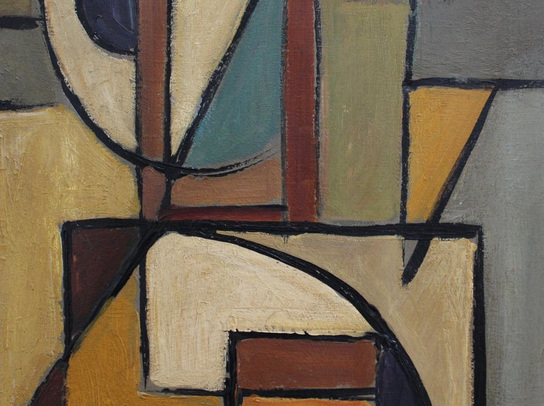 'Abstract Composition in Colour' by Lemaire  4