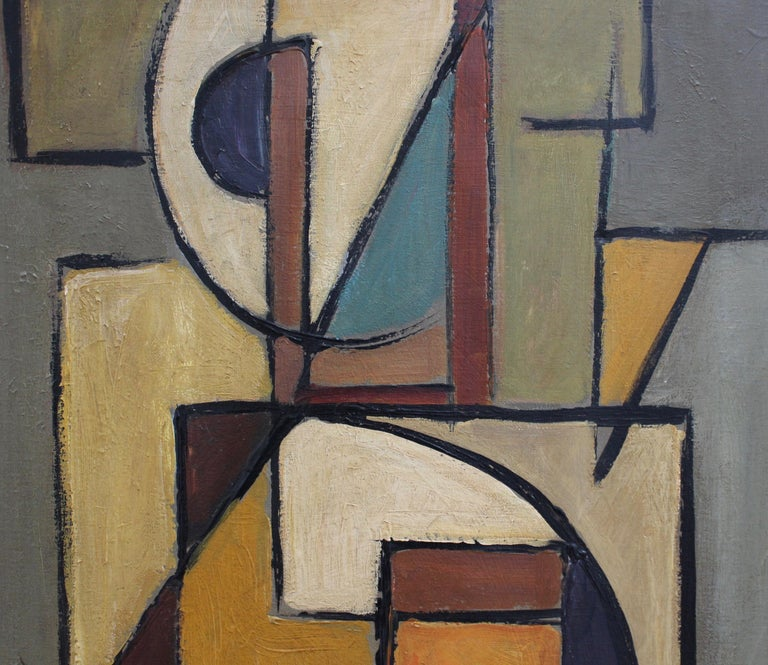 'Abstract Composition in Colour' by Lemaire  5