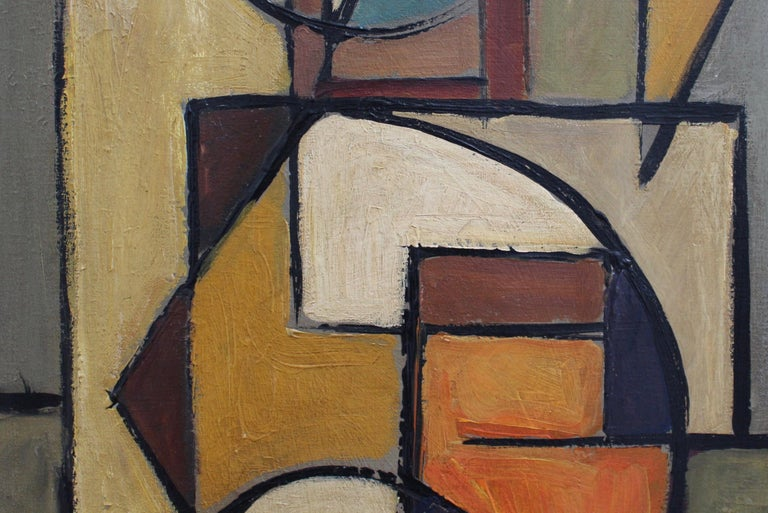 'Abstract Composition in Colour' by Lemaire  6