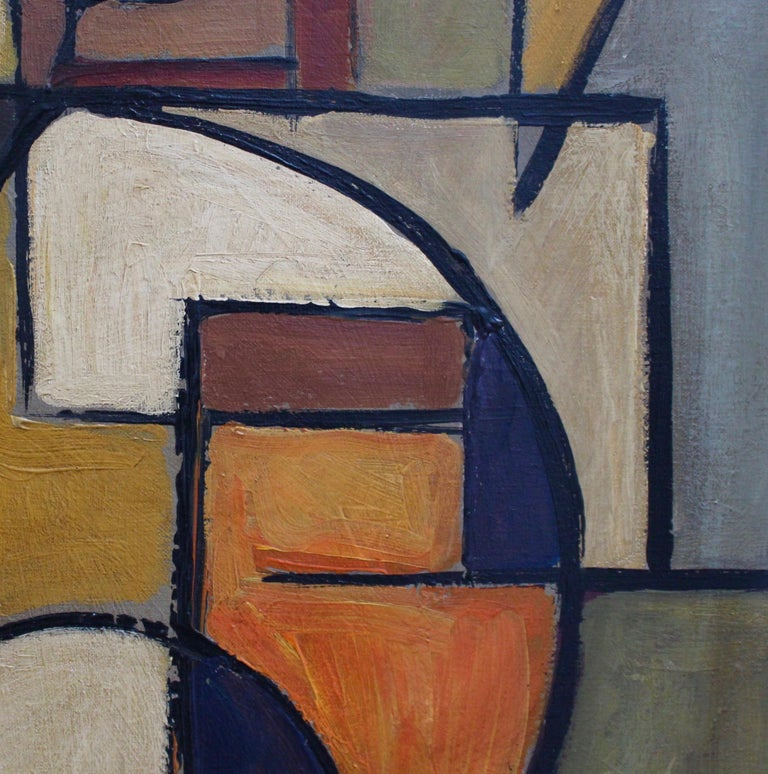 'Abstract Composition in Colour' by Lemaire  8