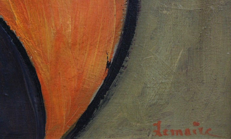 'Abstract Composition in Colour' by Lemaire  10