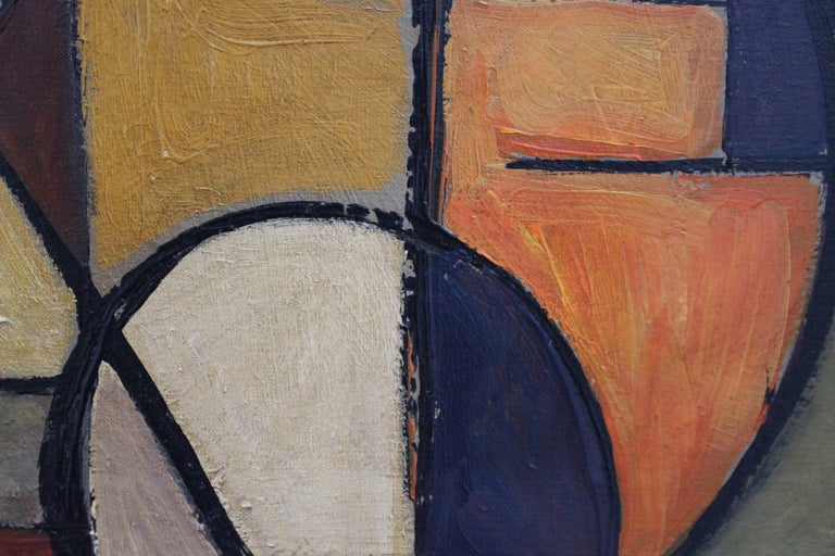 'Abstract Composition in Colour' by Lemaire  11