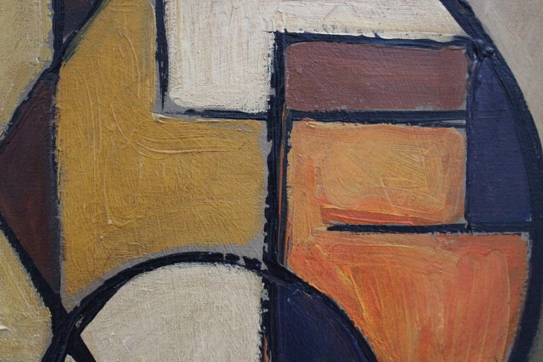'Abstract Composition in Colour' by Lemaire  12
