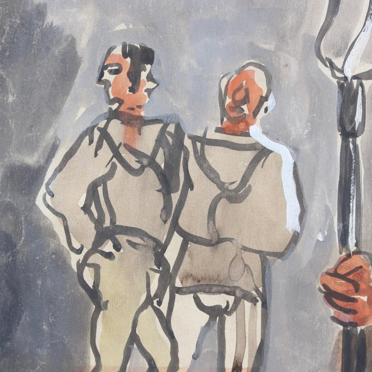 The Repast of the Monks For Sale 14