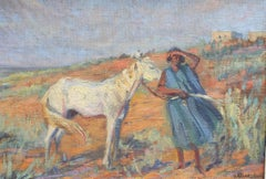 The Horse and the Woman