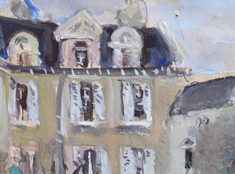 A View of Paris For Sale 1