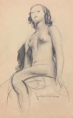 The Seated Nude