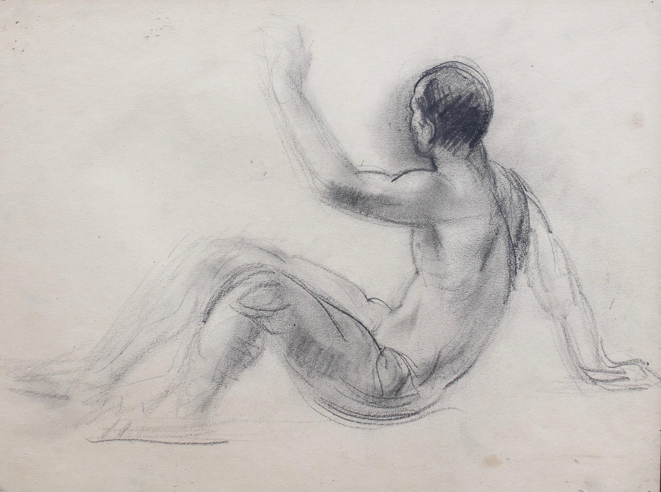 Study of Male Nude