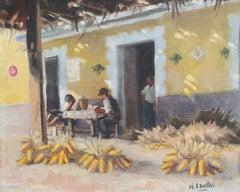 The Basque Inn with Corn