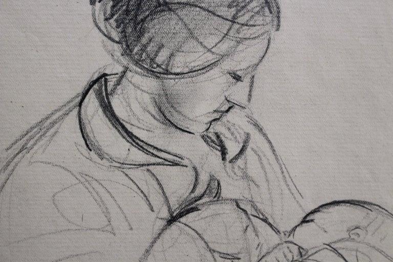 Mother Nursing Her Baby For Sale 2