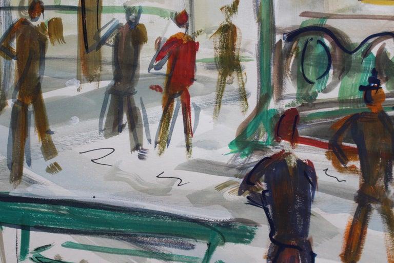 Paris Metro Station Les Abesses Montmartre For Sale 8
