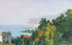 View of San Remo