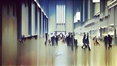 Turbine Hall, Tate Modern London, Digital Photography