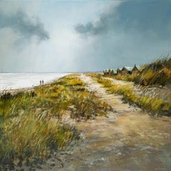 Along the Coast, Walberswick, Large Print, Limited Edition, Landscape