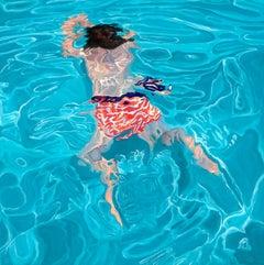Amy Devlin, Transfigured, Underwater Art for Sale, Contemporary Figurative Art