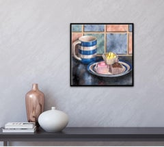 A little of what you fancy, Lisa Bloomer, Limited edition, Still life print, Foo