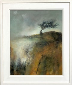 Awakening, Shirley Kirkcaldy, Dramatic Landscape Painting, Affordable Artwork