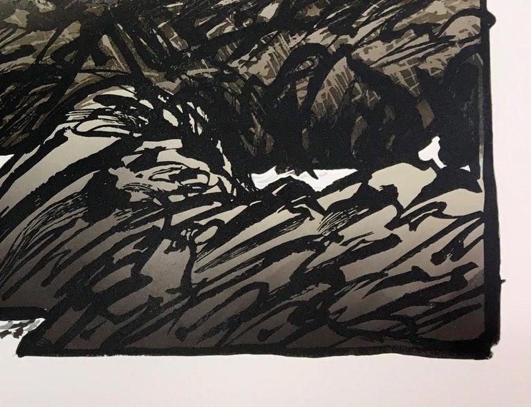 Ian Phillips, Lighthouse, Limited Edition Seascape Print, Coastal Art, Seaside For Sale 3
