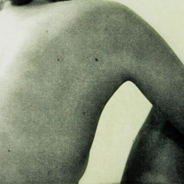 Overture 2 BY CLARE GROSSMAN, Limited Edition Figurative Nude Print, Affordable For Sale 1