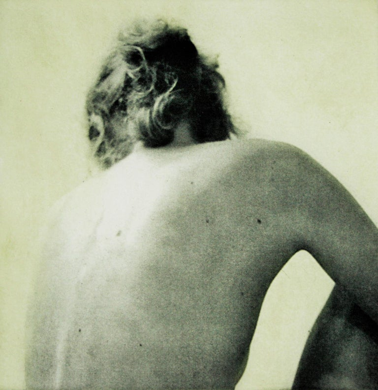 Clare Grossman Portrait Print - Overture 2 BY CLARE GROSSMAN, Limited Edition Figurative Nude Print, Affordable