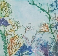 Charlie Davies, From the Depths - Multi Colour, Limited Edition Botanical Print