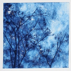 Charlie Davies, Winter winds, Contemporary Limited Edition Botanical Prints