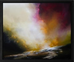 Sheryl Roberts, The Edge of Lightness, Original Abstract Painting