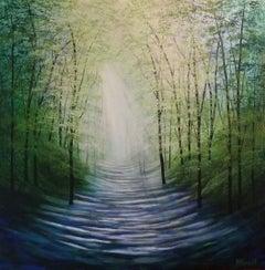 Amanda Horvath, Timeless Tranquility, Original Affordable Art