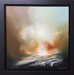 Sheryl Roberts, Clear Outburst, Original Seascape Painting, Art Online