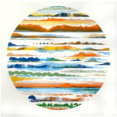 Chris Keegan, Vantage Point, Limited Edition Print, Affordable Art