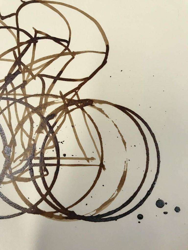 Eliza Southwood, Coffee Peleton, Cycle Art, Affordable Art, Art Online For Sale 3