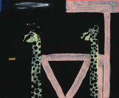 Adam Bartlett, My Heart Is Full Of You, Mixed Media Art, Contemporary Art