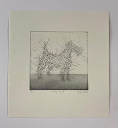 Mychael Barratt, Gormley's Dog II, Contemporary Art, Affordable Art, Art Online