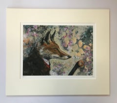 Harry Bunce, Limited Edition Print, Animal Art, Affordable Art, Limited Edition