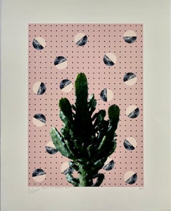 Fei Alexeli, Plants and Marble #2, Limited Edition Print, Affordable Art