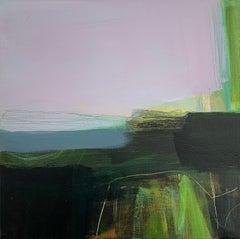 Jill Campell, Fell 4, Original Landscape Painting, Contemporary Art, Art Online
