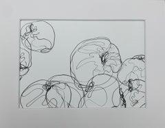 Francesca Henderson, Cox's Apple 1, Original Drawing, Still Life Art, Art Online