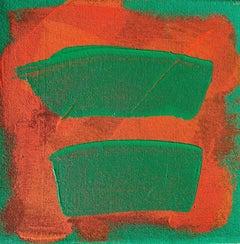 Julia Craig, Caliente, Abstract Painting, Original Contemporary Art, Art Online