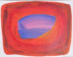 Julia Craig, Fuego II, Original Abstract Art, Affordable Art, Art Online